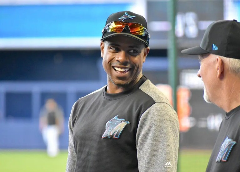 Granderson leads Marlins to first series win of the season