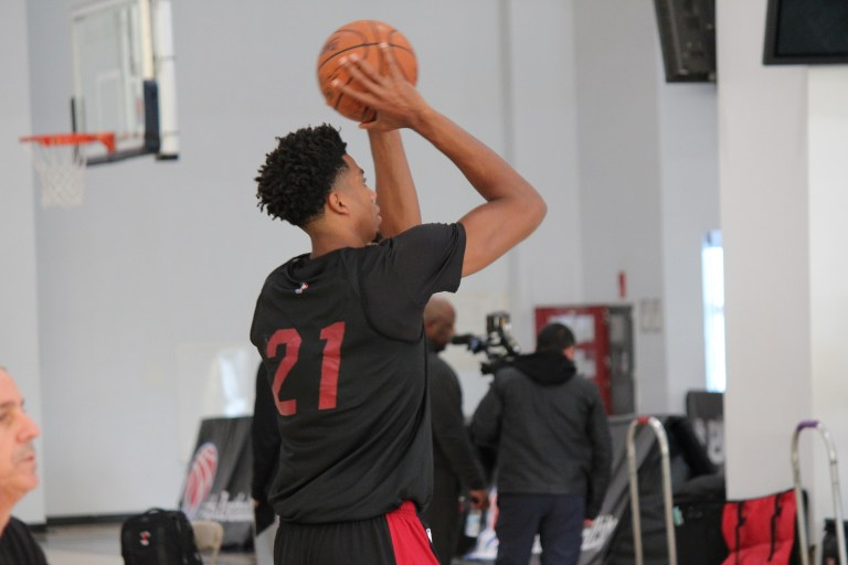Hassan Whiteside caught up in weird story