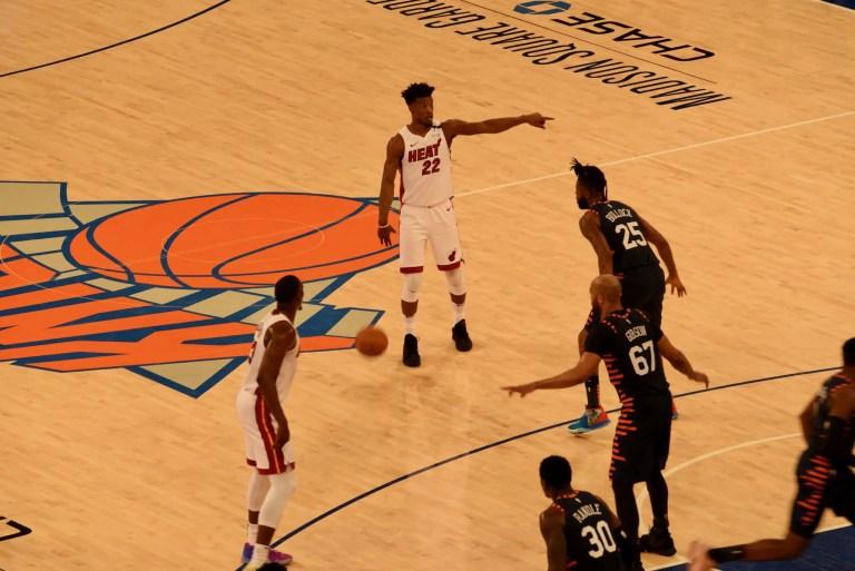 Who Gets Last Spot on All-NBA Team, Butler or Adebayo?