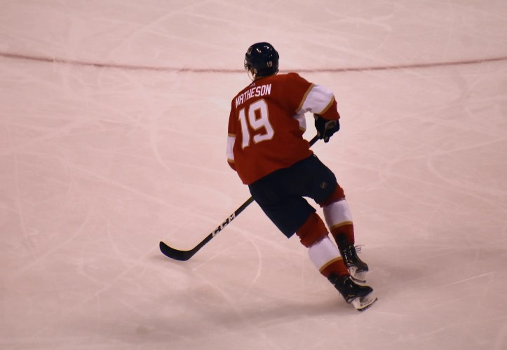 Florida Panthers: Michael Matheson is upping his play