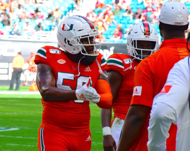 Miami reels in big fish at LB as Troutman finally commits
