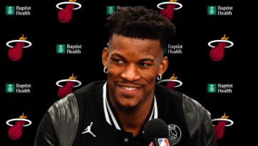 Miami Heat secure victory behind versatile Butler, hot Nunn