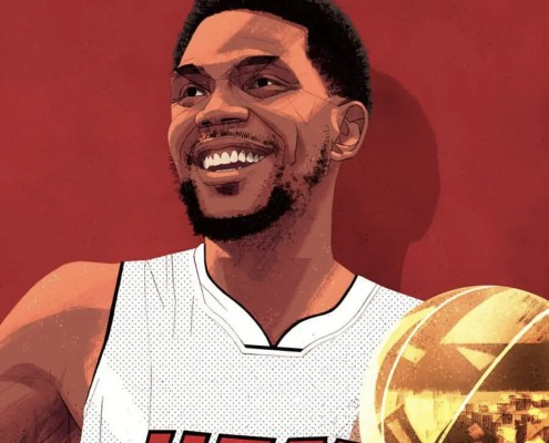#HeatLifer Udonis Haslem Will Officially Return For His 17th Season