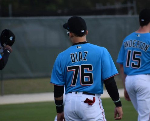 The Isan Diaz dilemma: when should he get the call-up?