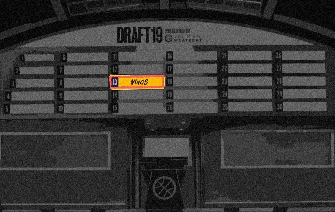 The Miami Heat Beat Big Board: Wings