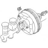 Nissan Brake booster_Power brake booster_Auto brake parts