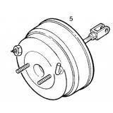 Opel power brake booster_Power brake booster_Auto brake