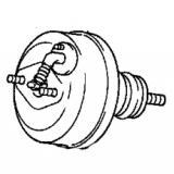 Mitsubishi brake booster_Power brake booster_Auto brake