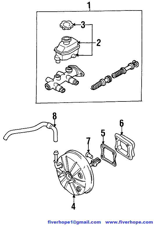 Service manual [2000 Hyundai Accent How To Adjust Parking