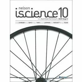 Nelson iScience 10 for NSW AC (Student Book with 4 Access