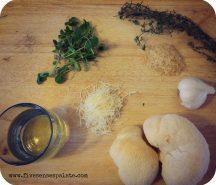 Lion's maine recipe