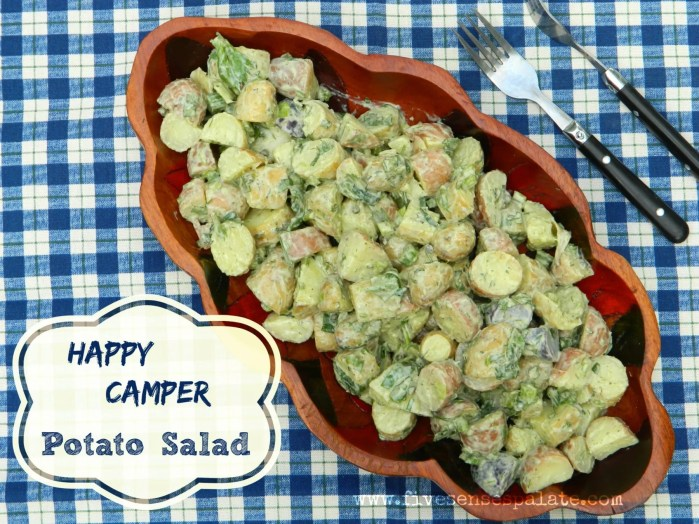Happy Camper Potato Salad Recipe