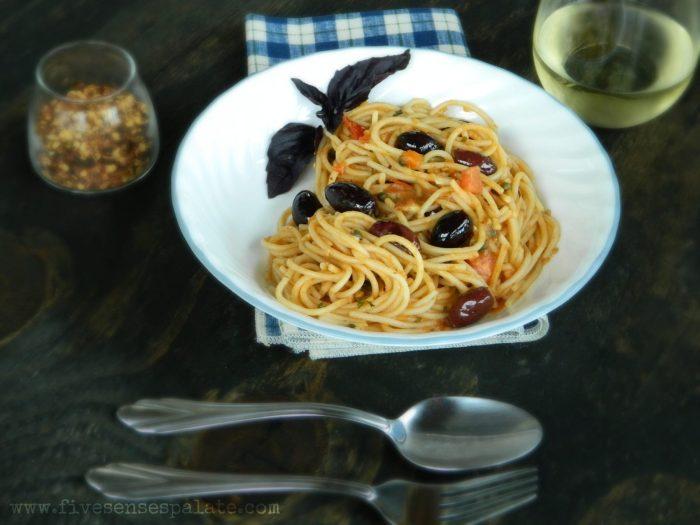 Puttanesca Recipe