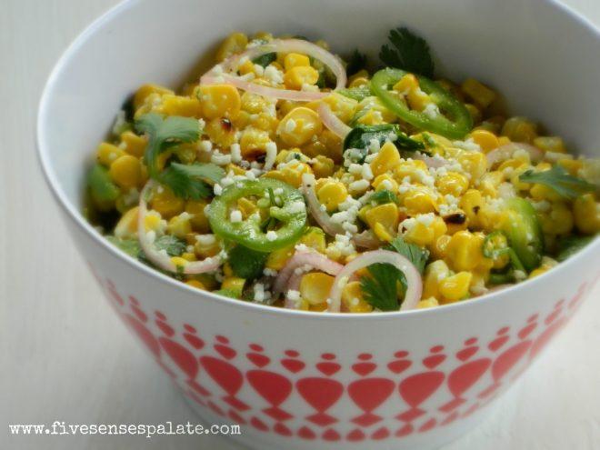 Grilled Corn Salad3