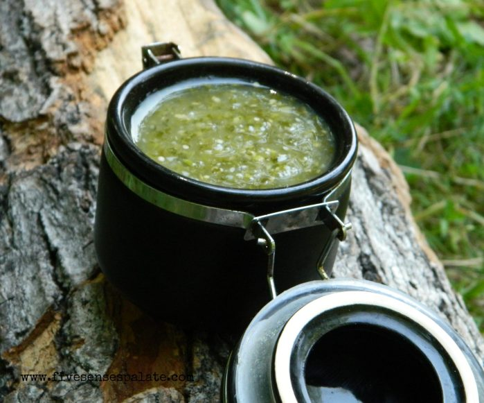 Salsa Verde Recipe   Five Senses Palate