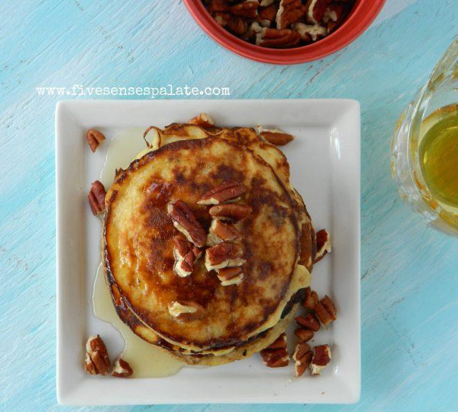 Banana Pancakes Recipe2