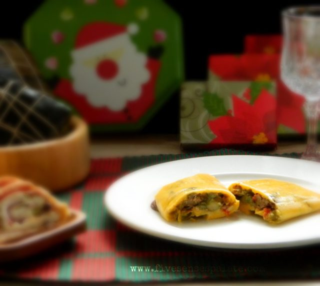 Hallacas - Venezuelan Christmas Tamales | Five Senses Palate
