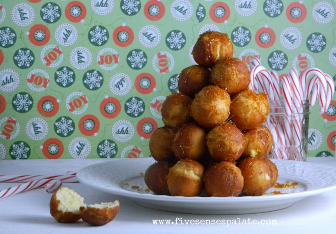 Berliner Recipe - Bombas Rellenas, Venezuelan recipe | Five Senses Palate