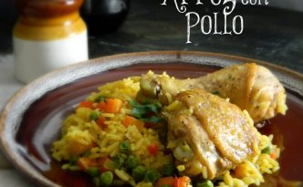 Arroz con Pollo Recipe | Five Senses Palate