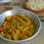 Butternut Squash Curry Recipe | Five Senses Palate