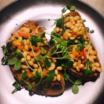 Beans on Toast recipe | Five Senses Palate