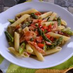 Pasta Primavera Recipe | Five Senses Palate