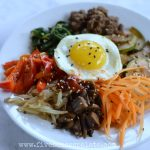 Bibimbap – Korean Rice Bowl