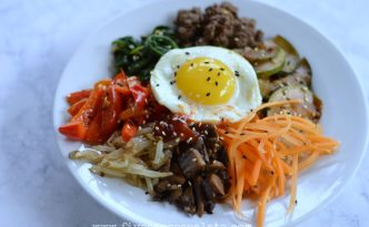 Bibimbap Recipe | Five Senses Palate