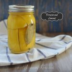Preserved Lemon Recipe | Five Senses Palate