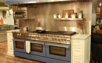 Blue Star Dream Kitchen