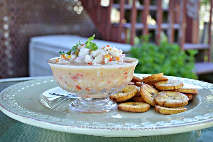 Mahi Mahi Ceviche Recipe | Five Senses Palate
