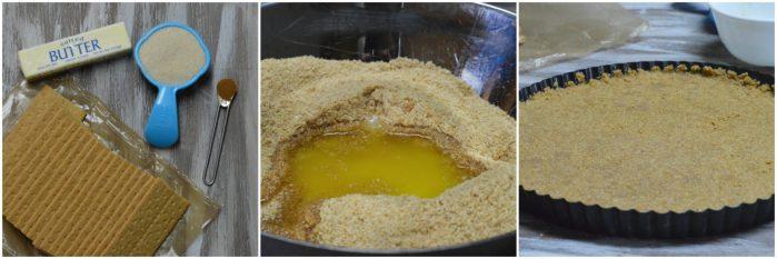 Pumpkin Apple Brandy Mousse Tart Recipe | Five Senses Palate