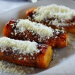Platano Horneado con Queso Recipe | Five Senses Palate