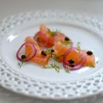 How to make Salt Cured Salmon – Gravlax