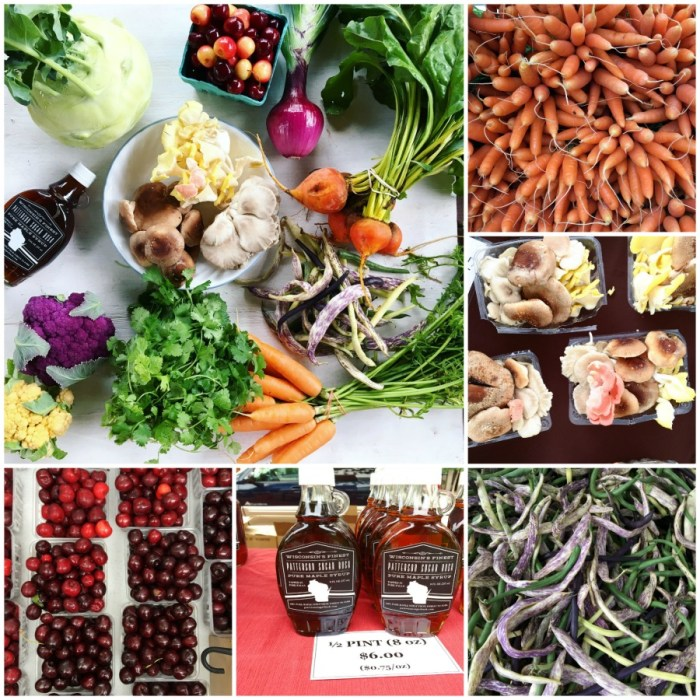 Farmer's Market Visit + Seasonal Recipes | Five Senses Palate