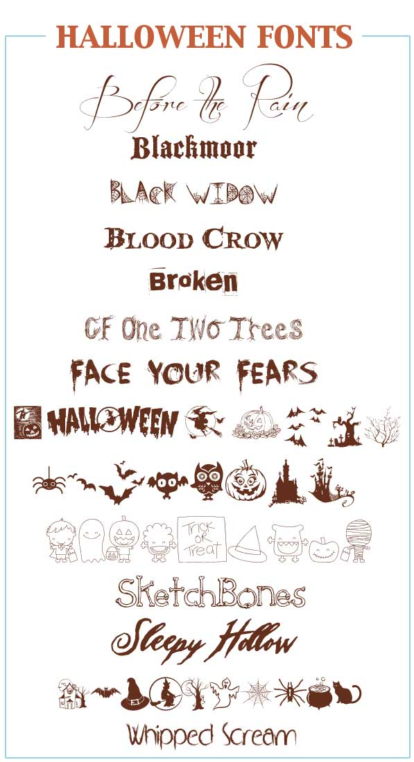 free halloween fonts # 62