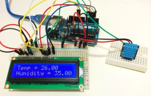 Make medium size Arduino projects using Sensors and basic