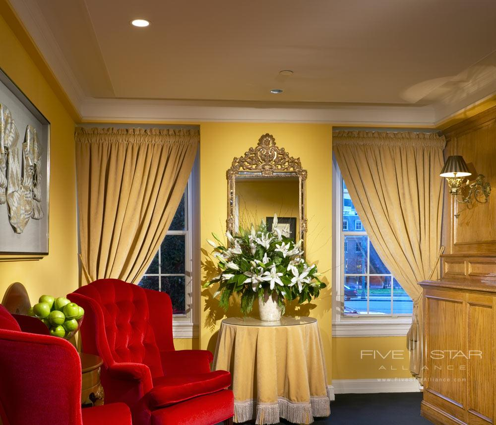 Photo Gallery for Hotel Lombardy in Washington. DC - United States   Five Star Alliance