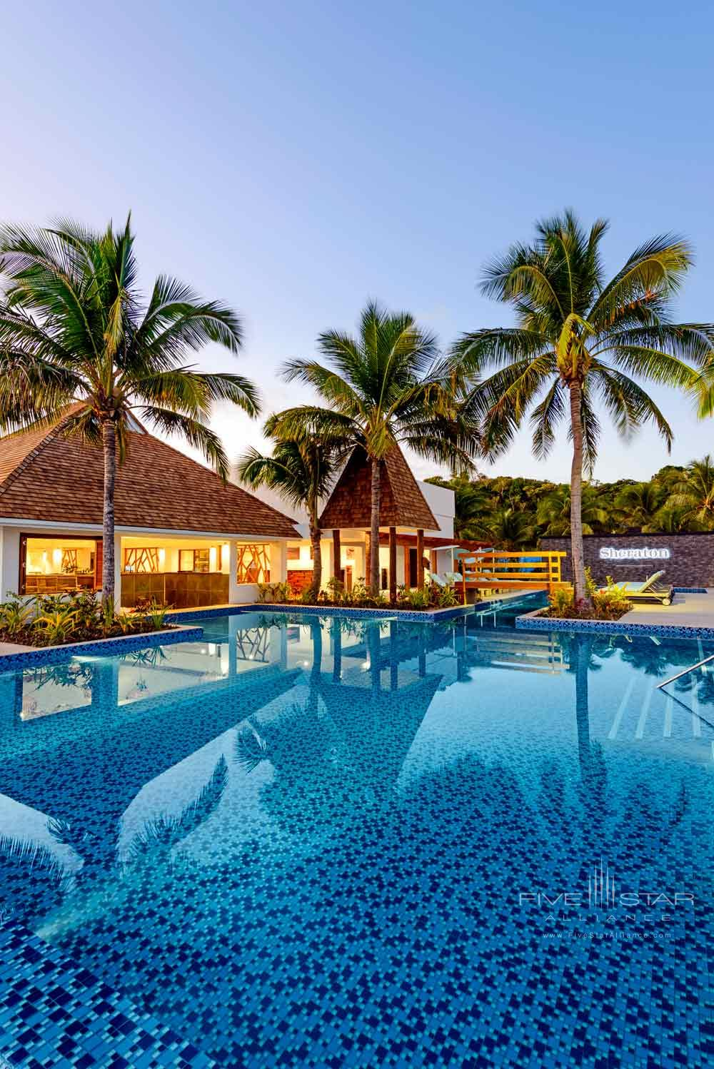 Tropical Island Resort Fiji