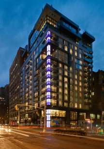 Hotel Gansevoort Park Avenue New York