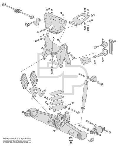 Suspension & Spring Systems