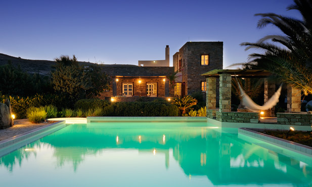 Five Star Greece Holidays Private And Luxury Villa Rentals In Greek Islands