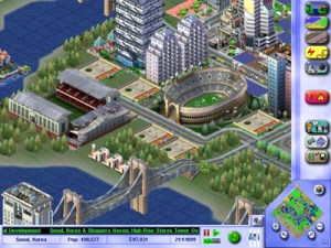 SimCity 3000 Rip version
