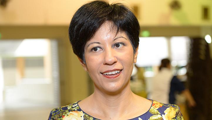 Indranee Rajah
