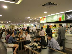 singapore-mall-food-court