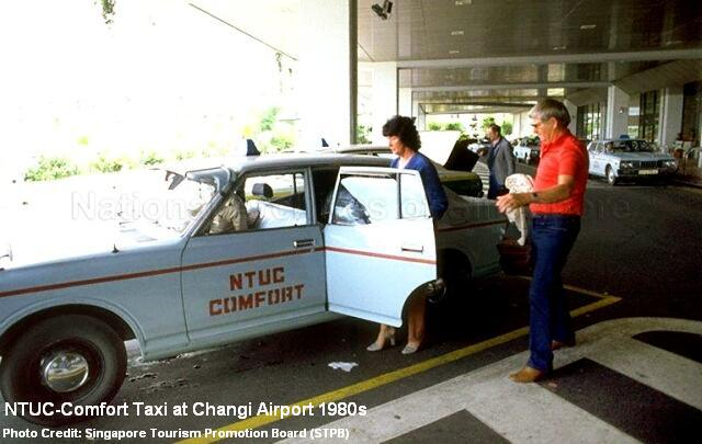 ntuc-comfort-taxi-at-changi-airport-1980s