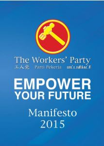 WP manifesto Minimum Wage