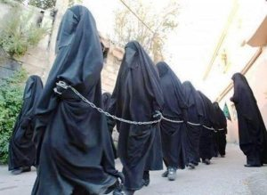 ISIL Female Slaves