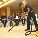 Cleaning.training