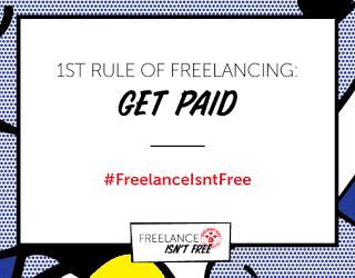freelance isnt free